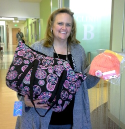 KT Hats - UVa Children's Hospital