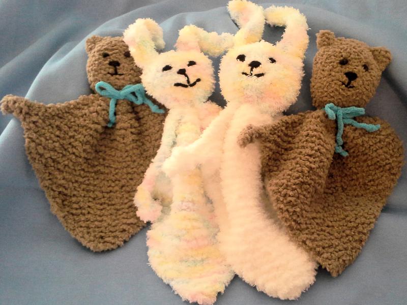 Carolyn's Blanket Buddies