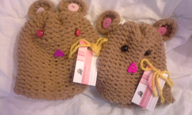 Teddy Bear Hats