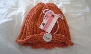 Cantaloupe Hat