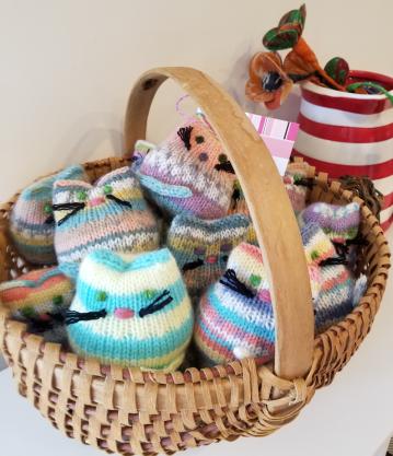 Basket of Kitties